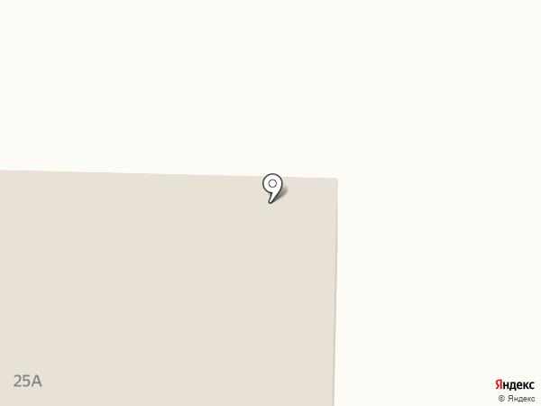 Автокомплекс на карте Перми
