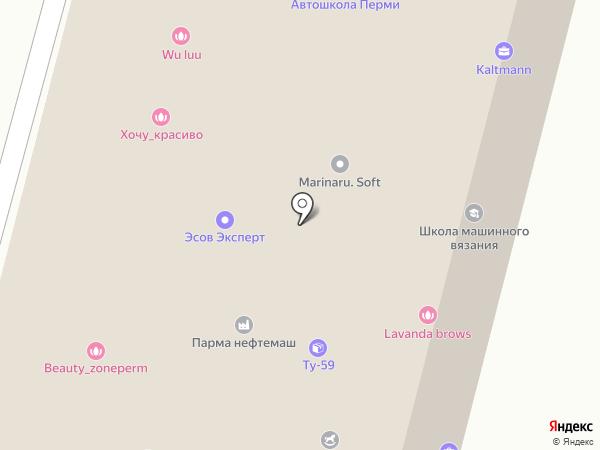 VistaStudio на карте Перми