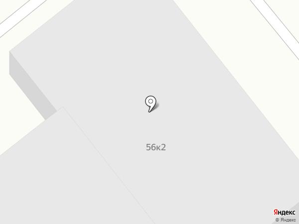 Марлин на карте Уфы