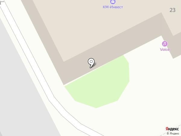 Банкомат, КБ Юниаструм банк на карте Перми