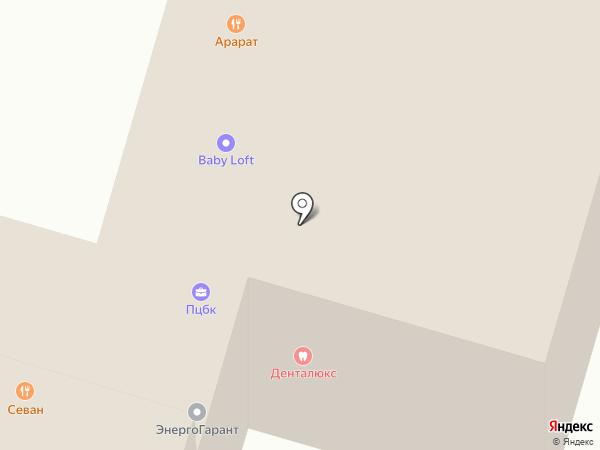 РМ групп на карте Перми