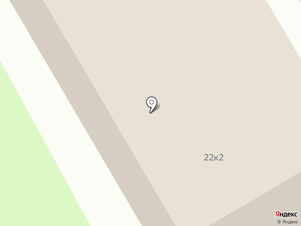 EASYFOX на карте Перми