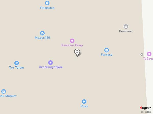 ЛИМОН на карте Перми