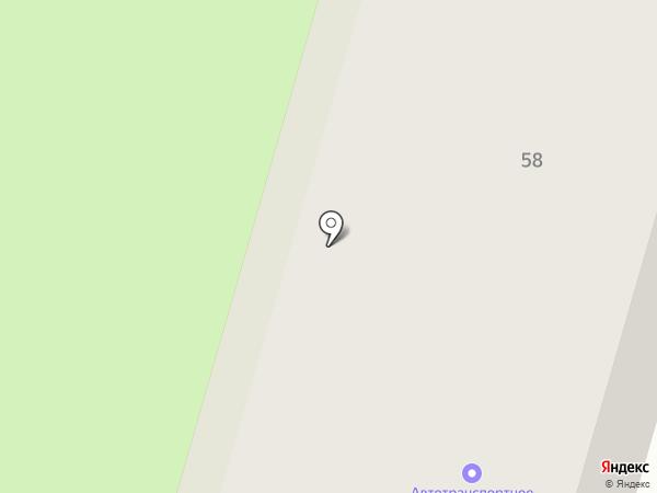 РОСТРЕСУРС на карте Перми
