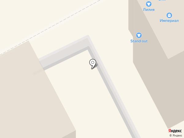 MODNO на карте Перми