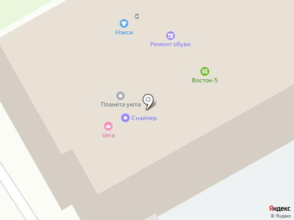 Адвокатские кабинеты Агадуллина Р.И. и Балуевой Е.Г. на карте Перми