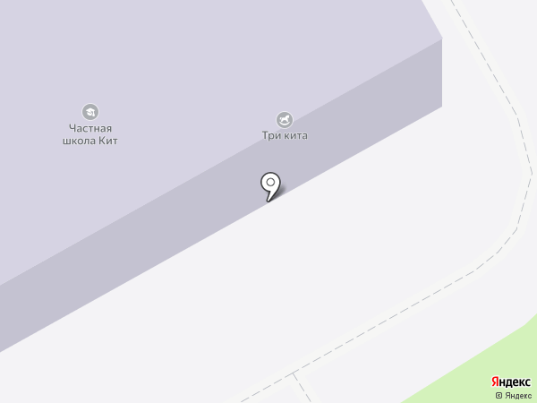 Фокус на карте Перми