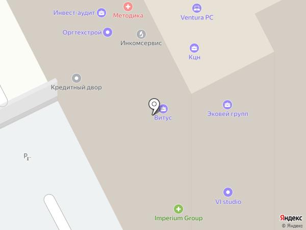 СТАТУС на карте Перми