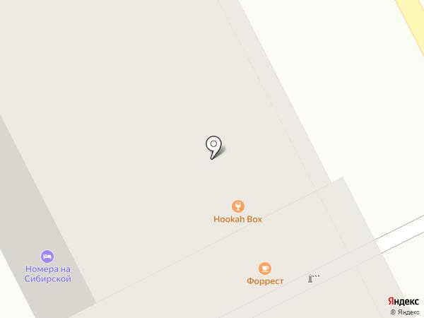FORREST на карте Перми