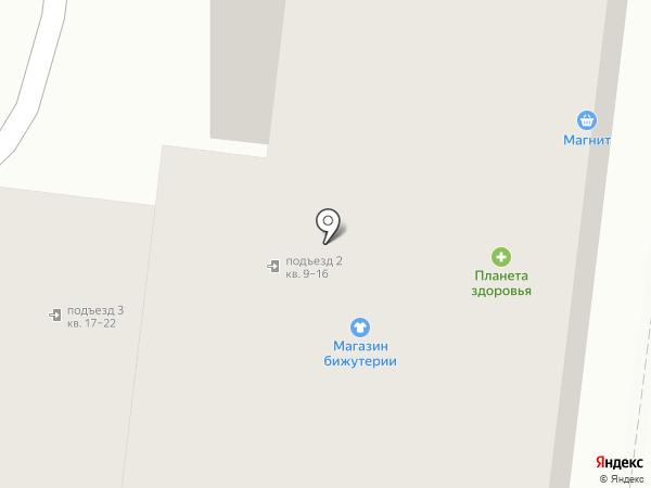 Теремок на карте Перми