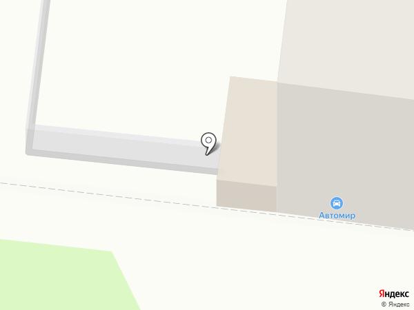 БУМ на карте Перми
