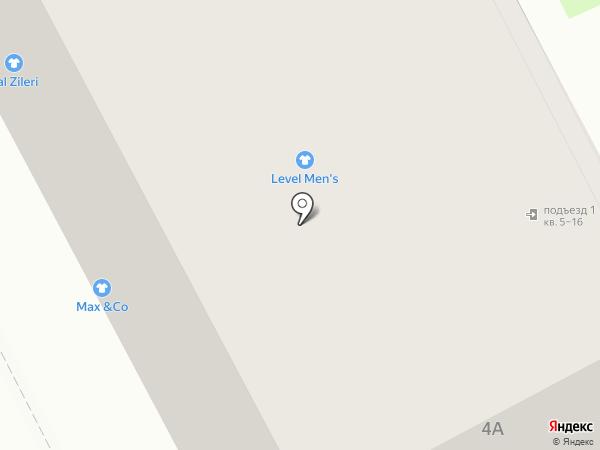 VINORIO на карте Перми