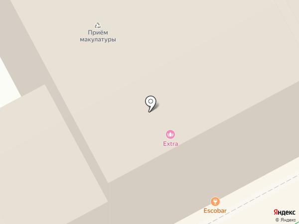Производственная фирма на карте Перми