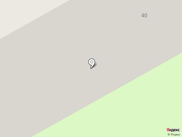 Изыскатель на карте Перми
