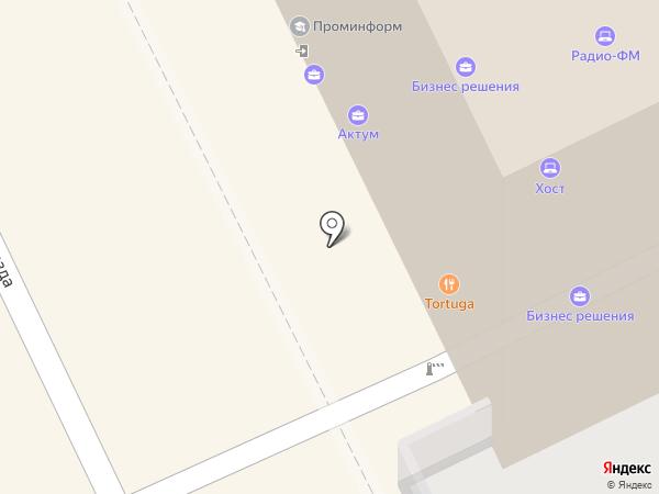 3Д-Технологии на карте Перми