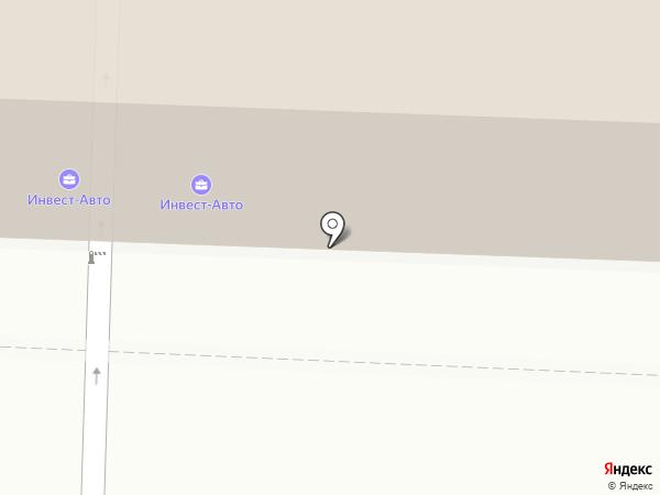 Инвест-Авто на карте Перми