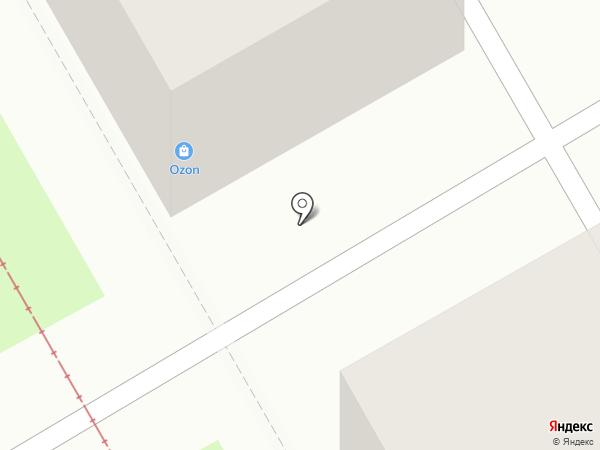 ИДЕА ДОМА на карте Перми
