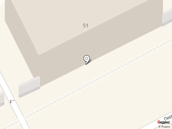 ЭМ-Холдинг на карте Перми