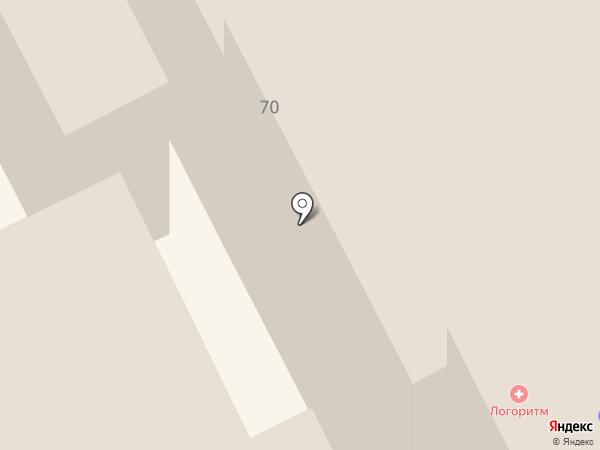 Фирма ГИЗа на карте Перми