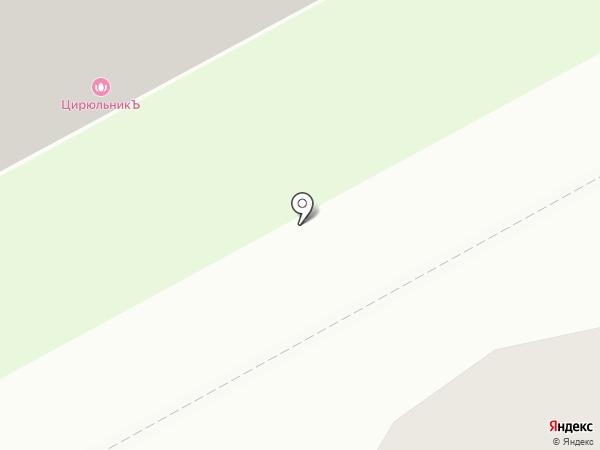 Мейтан на карте Перми