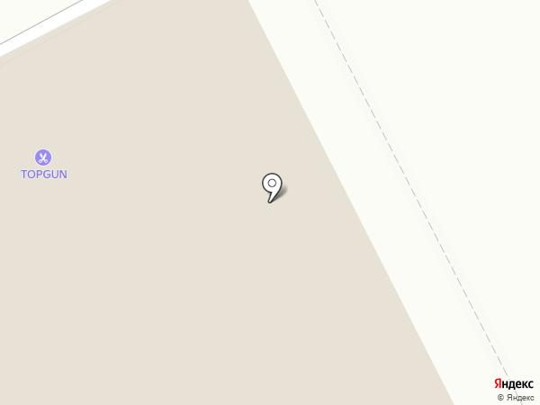 Пермские пельмени на карте Перми