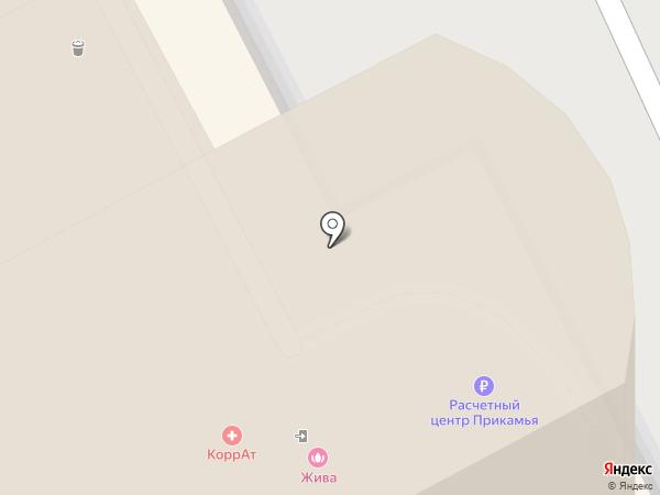 Телеком-Строй на карте Перми