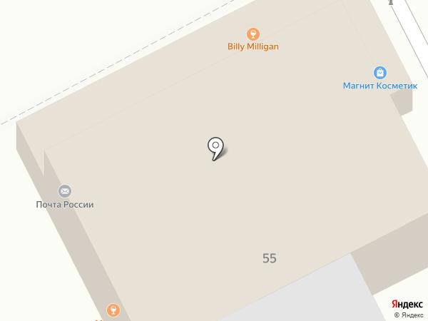 НовоДом на карте Перми