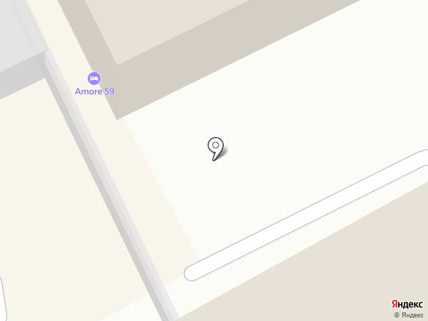 Premium на карте Перми