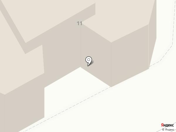 Пермский краеведческий музей на карте Перми
