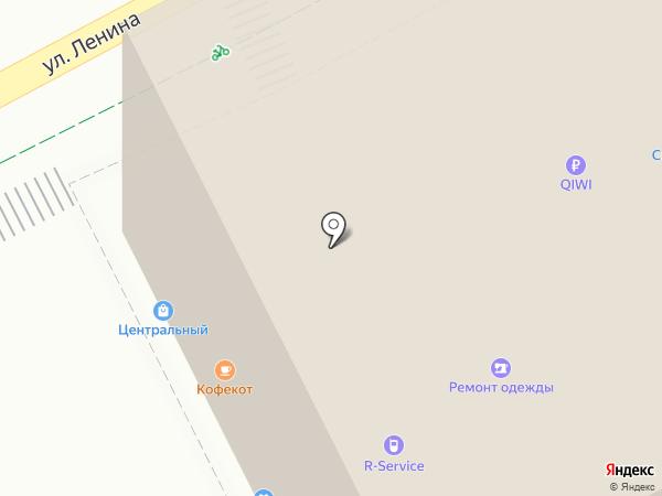 Гретта на карте Перми