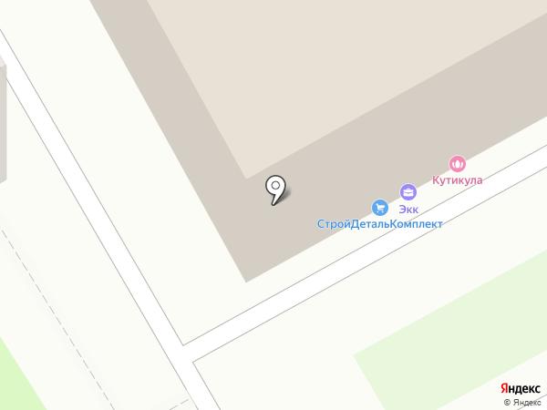 ВИД на карте Перми