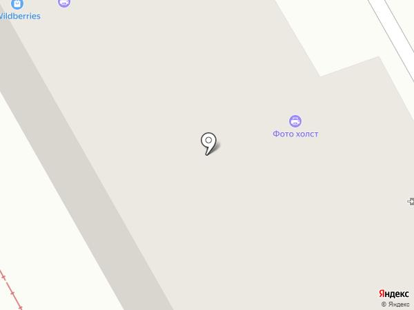 ФриВолл на карте Перми