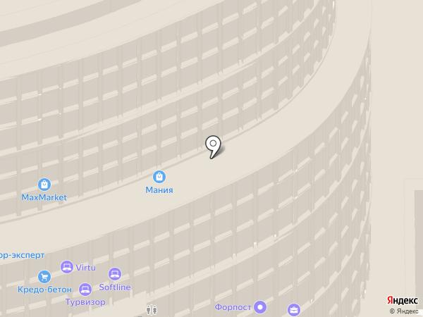ПЛАТ-ФОРМА на карте Перми