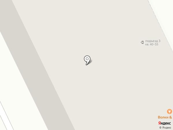 Saltus на карте Перми