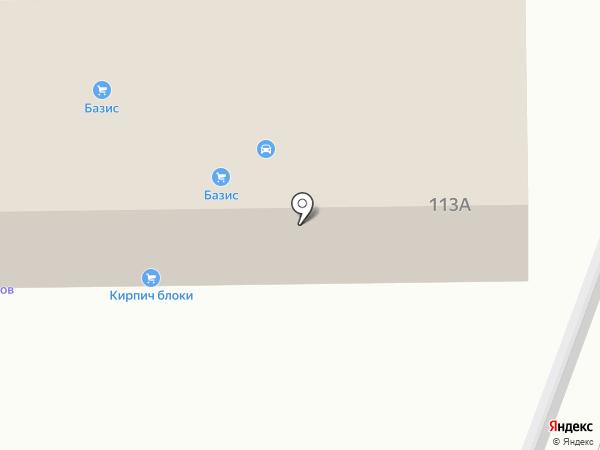 Торгово-монтажная компания на карте Перми