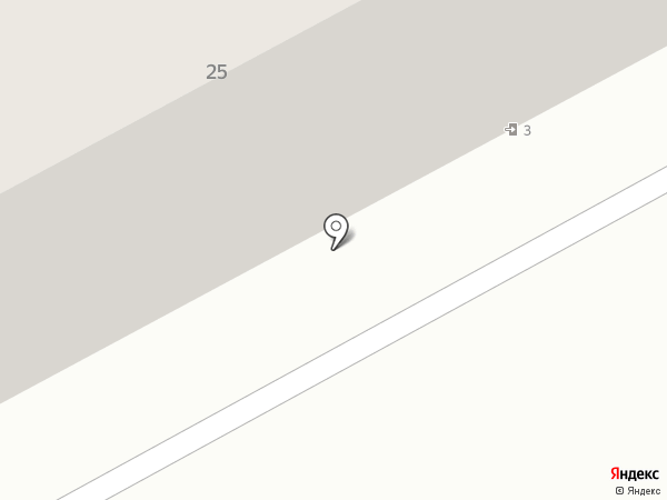 Пермская торгово-промышленная палата на карте Перми