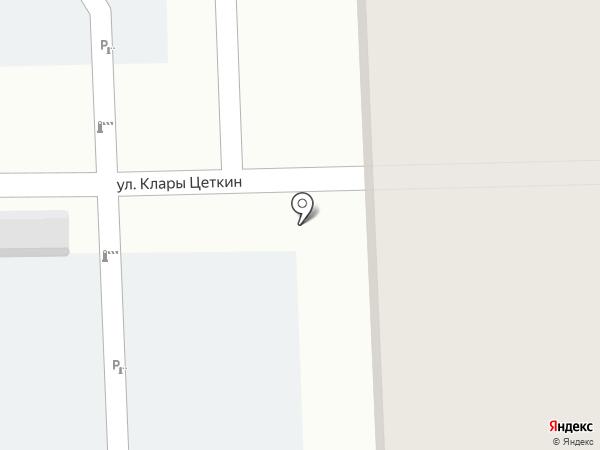 Капитошка на карте Перми