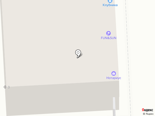 ШейДаПори на карте Перми