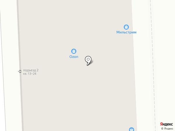 Пробка на карте Перми