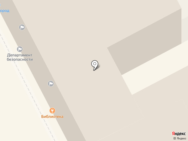 CHESTER на карте Перми