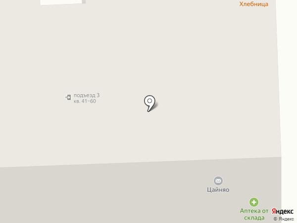 Хлебница на карте Перми