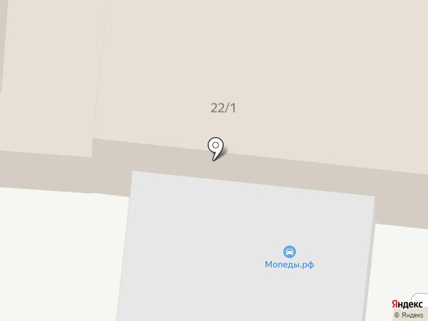 АВТОЛИДЕР на карте Перми