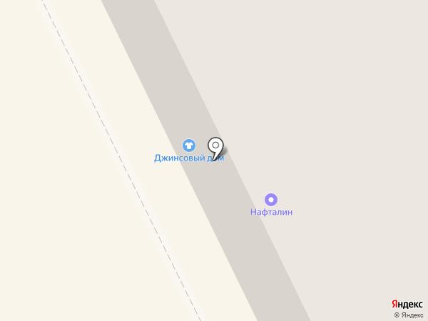 Ветошь на карте Перми