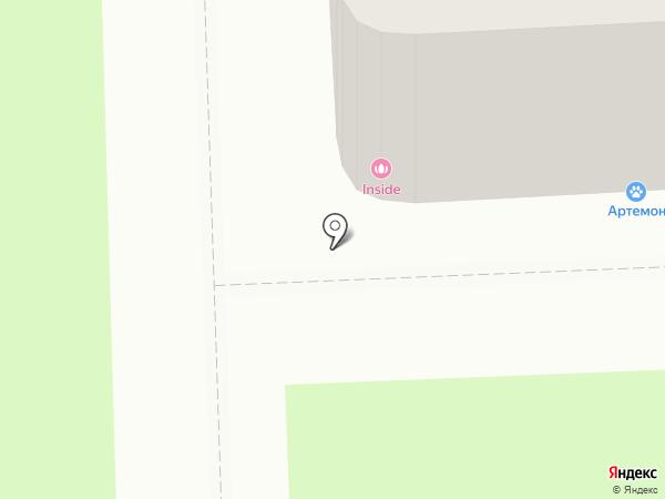 Бистро на карте Перми
