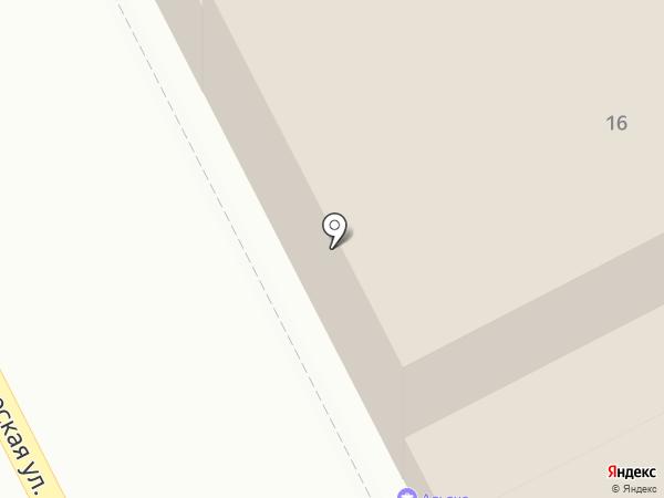 ТИПОГРАФiЯ на карте Перми