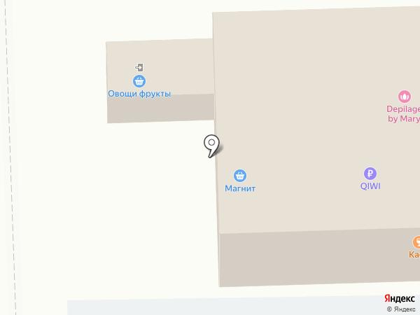 ИнтеллектСвязь на карте Перми