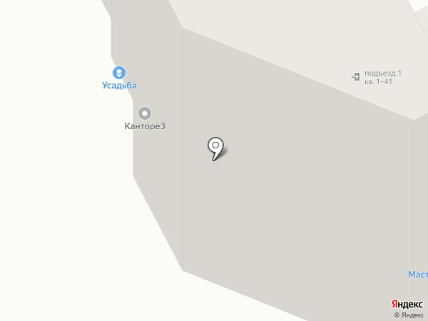 БИК на карте Перми