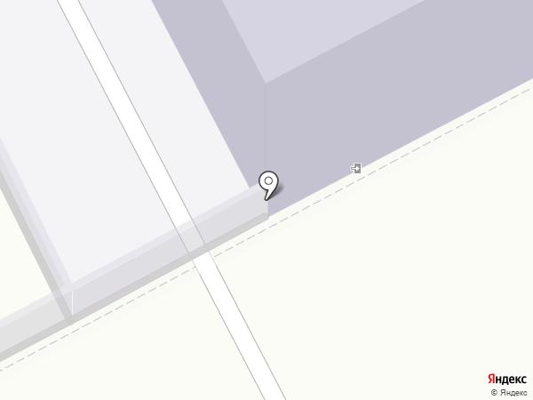 Дом семьи Дягеливых на карте Перми