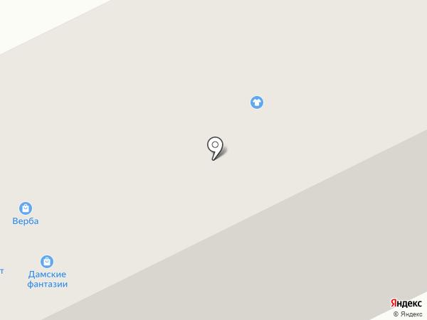 Шелковый ветер на карте Перми