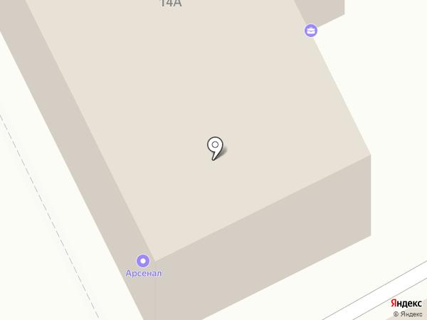 УралАвтоДоп на карте Перми